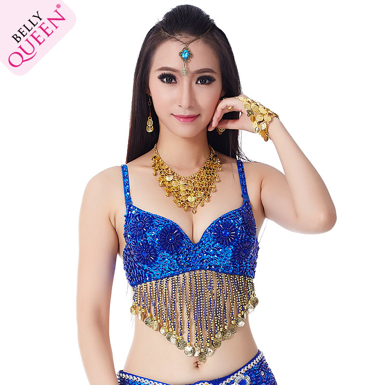 SEO_COMMON_KEYWORDS Plus Size Dancewear Polyester Belly Dance Tops For Ladies