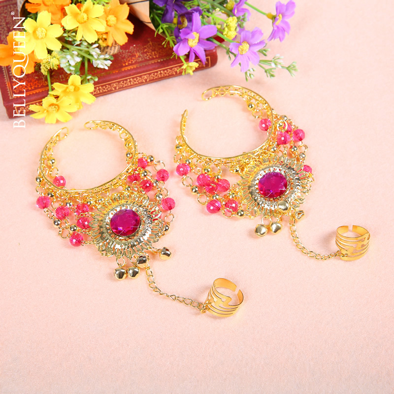 Dancewear Belly Dance Bracelet 2 pieces