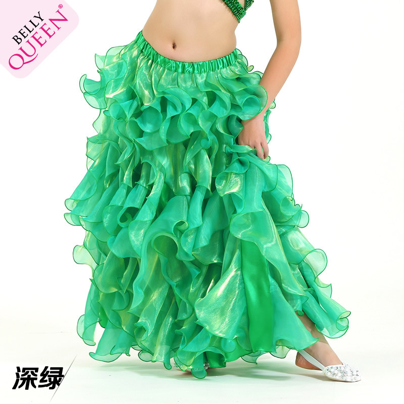 Dancewear Kids Belly Dance Skirt More Colors