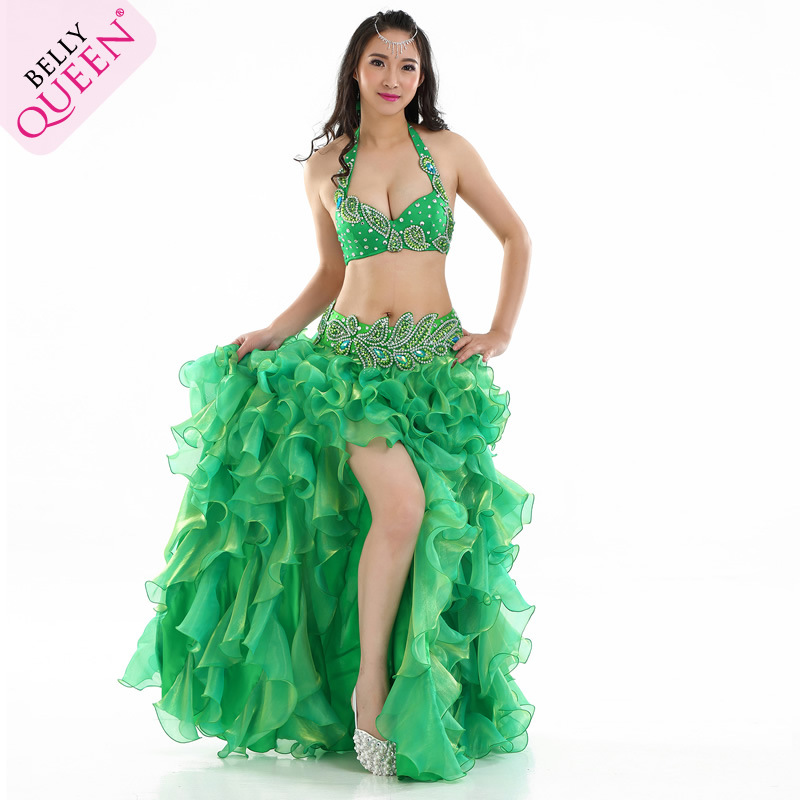 Belly Dance Costumes With Skirt