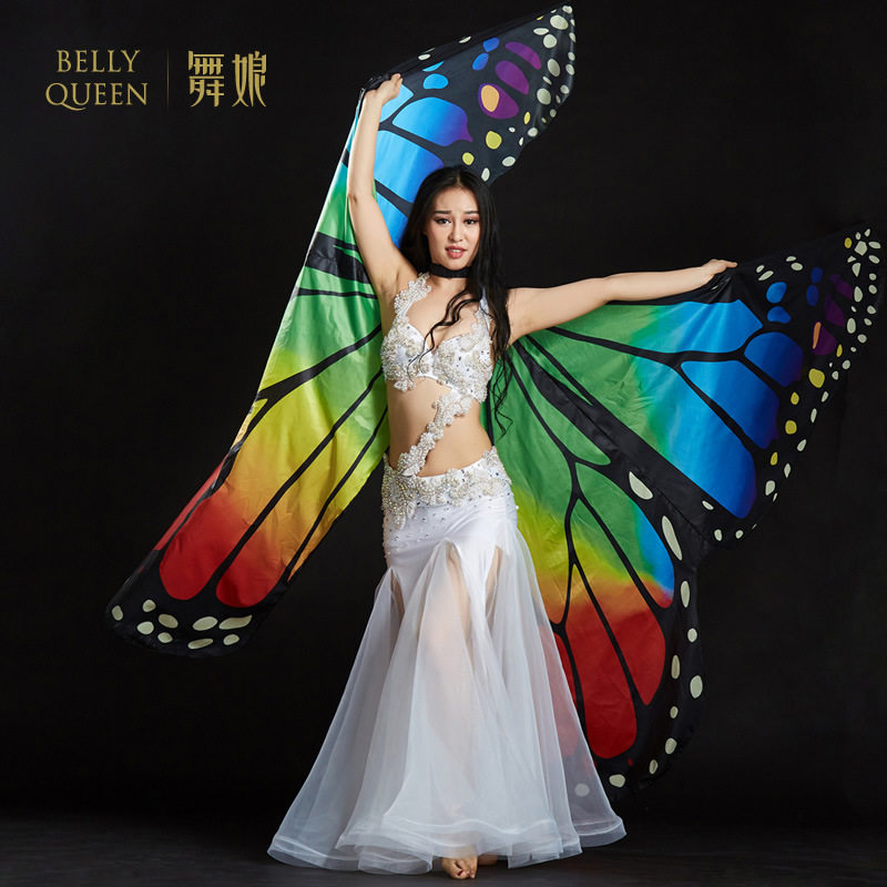 Dancewear Polyester Belly Dance Isis Wing For Ladies