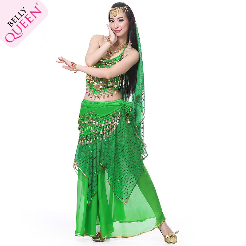 SEO_COMMON_KEYWORDS Dancewear Polyester Belly Dance Wear For Ladies