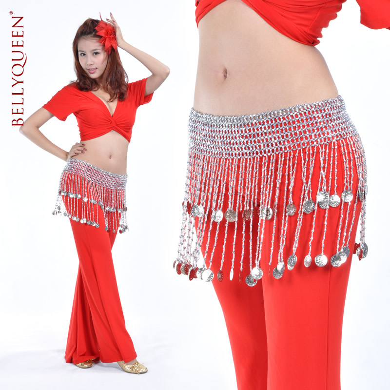 Belly Dance Coins Belt For Ladies