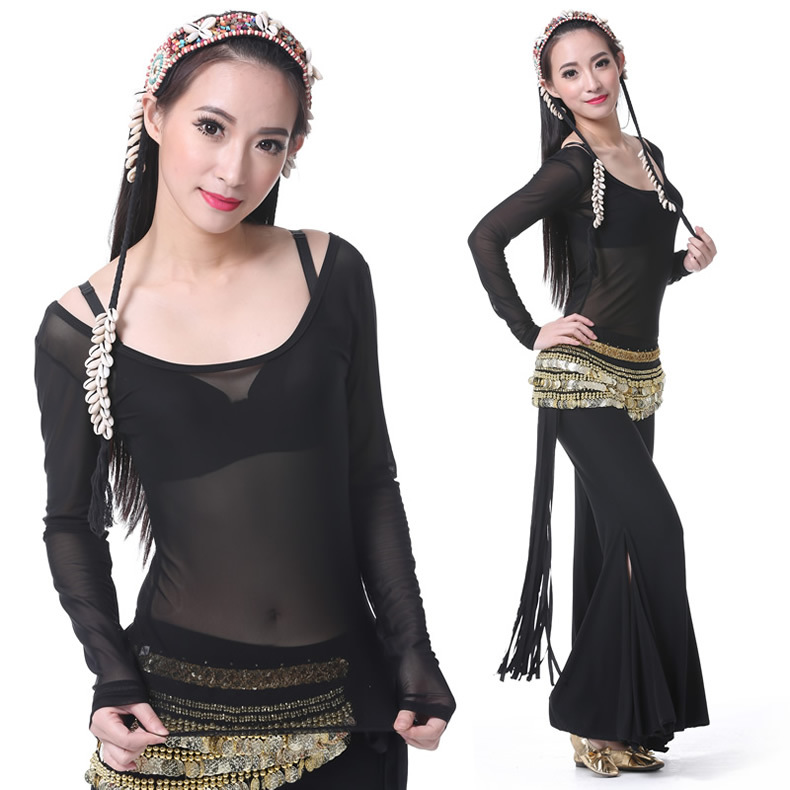 Dancewear Belly Dance Tops For ladies