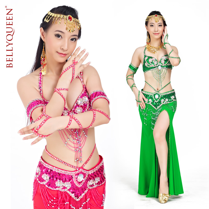 Dancewear Polyester Belly Dance Sleeves More Colors