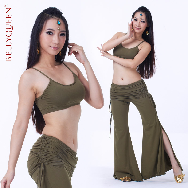 Dancewear Rayon Belly Dance Costumes For Ladies