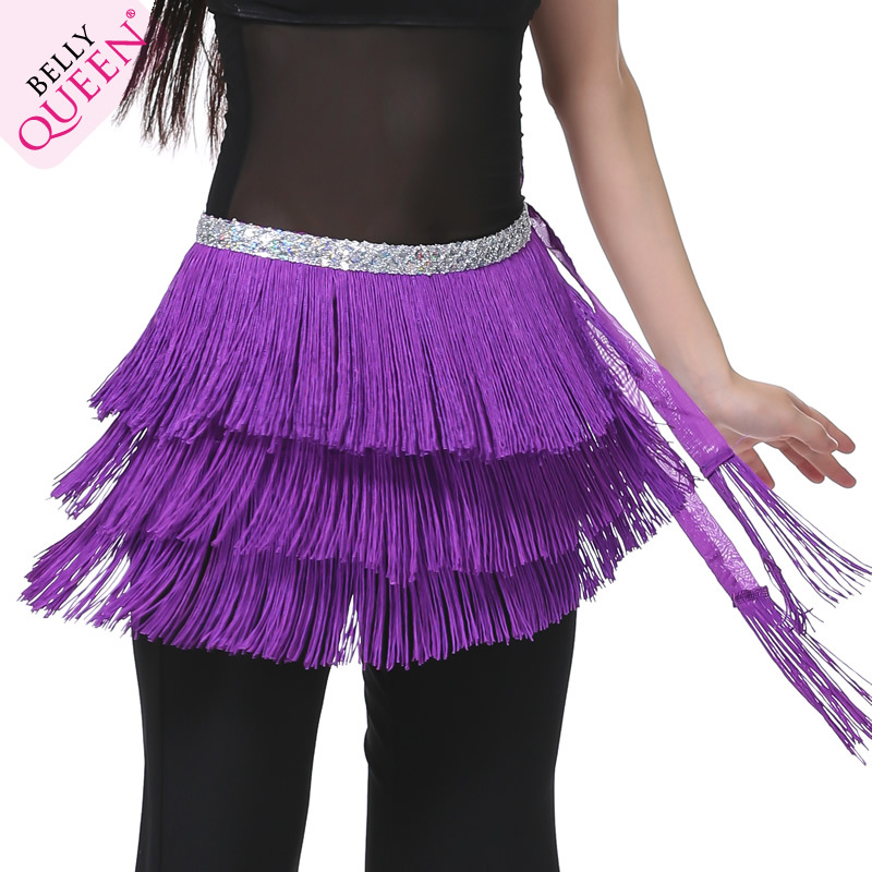 Dancewear Belly Dance Performance Hip Scarf For Ladies