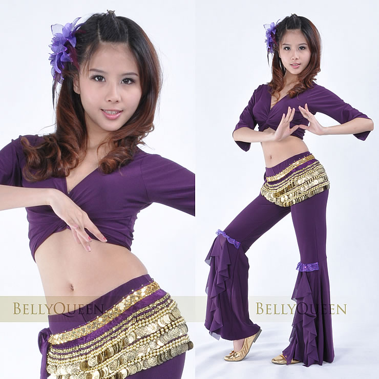 SEO_COMMON_KEYWORDS Dancewear Polyester Belly Dance Costumes For Ladies More Colors
