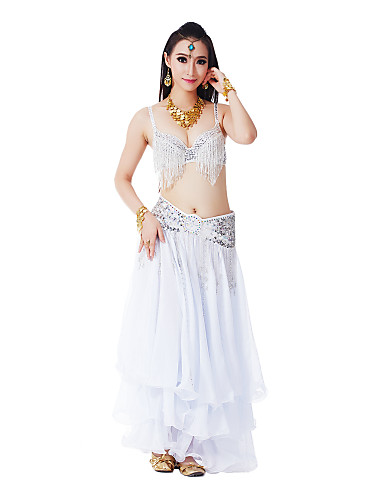 Plus Size Dancewear Belly Dance Performance Belt For Ladies