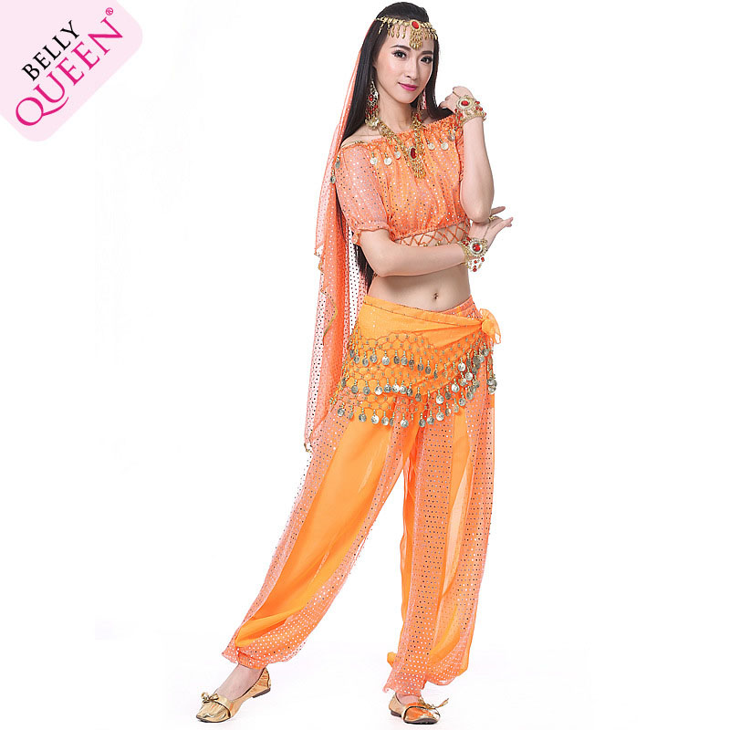 SEO_COMMON_KEYWORDS Dancewear Polyester Arabic Belly Dance Costumes For Ladies