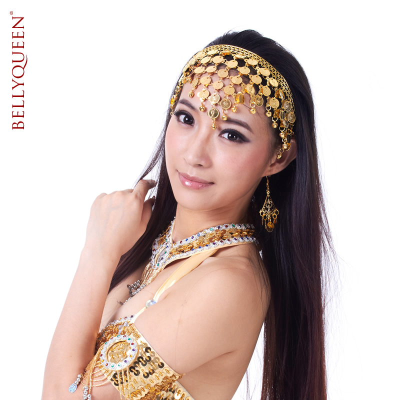 Dancewear Belly Dance Head Jewelry For Ladies