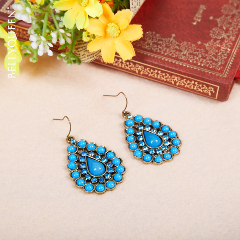 Belly Dance Earring For Ladies(2 pieces)