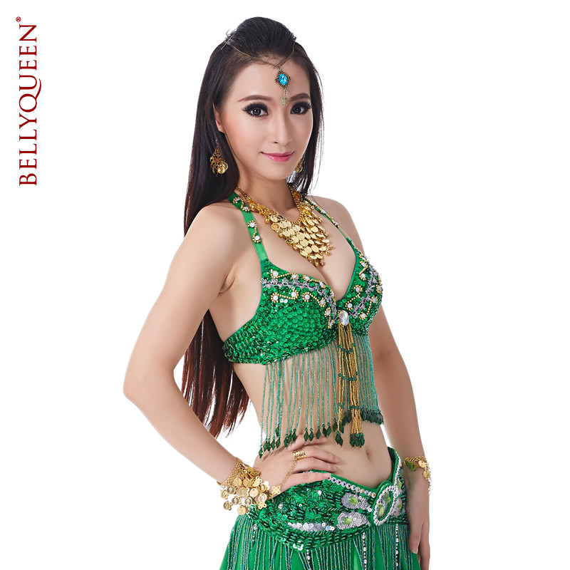 SEO_COMMON_KEYWORDS Dancewear Polyester Belly Dance Bra For Ladies More Colors