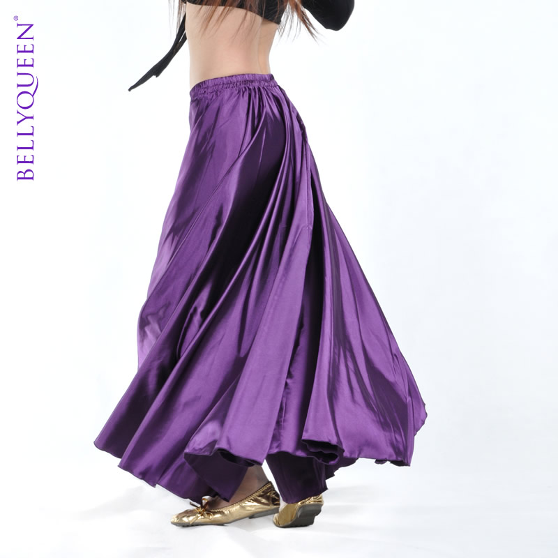 Performance Chiffon Belly Dance Skirt For Ladies More Colors