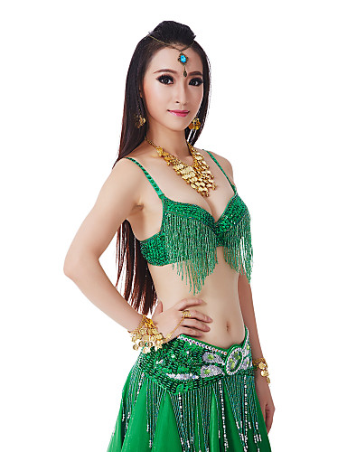 SEO_COMMON_KEYWORDS 3 Pieces Plus Size Dancewear Belly Dancing Performance Costumes