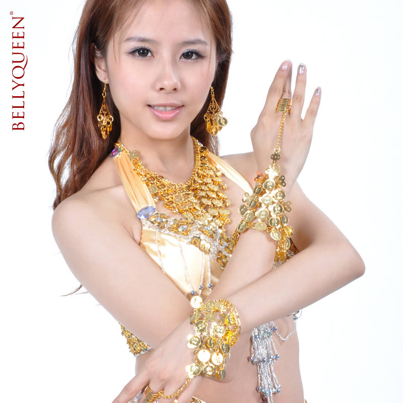 5 pieces Belly Dance Jewerly For Ladies