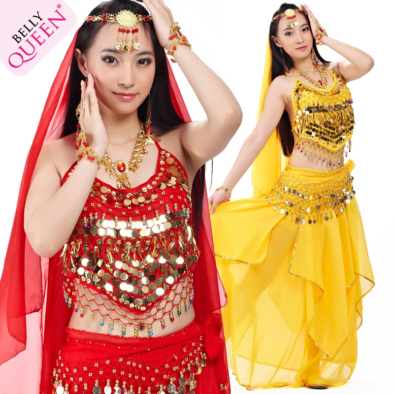 5 pieces Belly Dance Costumes