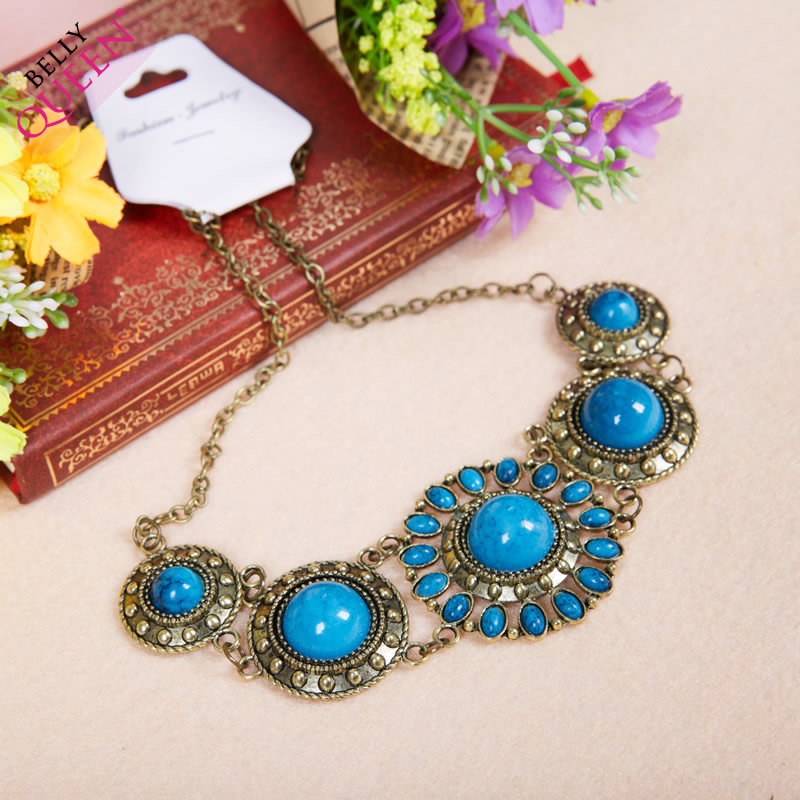 Belly Dance Necklace For Ladies