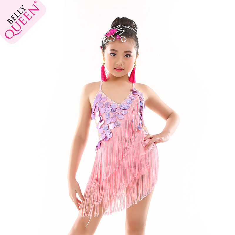 Latin Dress For Kids