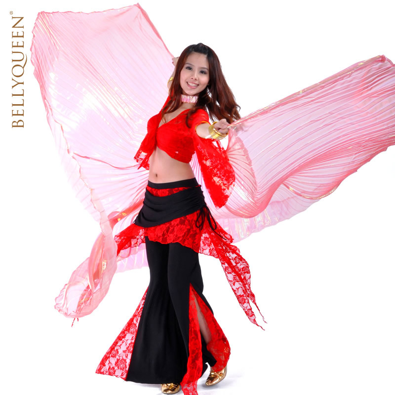 Dancewear Polyester Belly Dance Isis Wing For Ladies More Colors