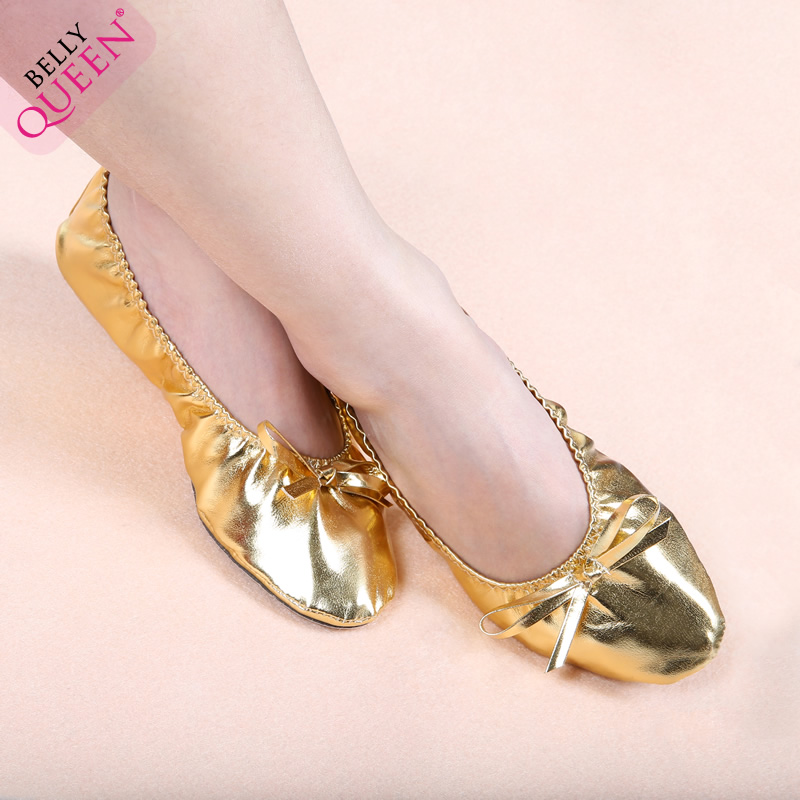 Dancewear Belly Dance Shoes For Ladies 2 Colors